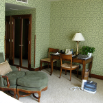 Rooms at Hotel Jerome
