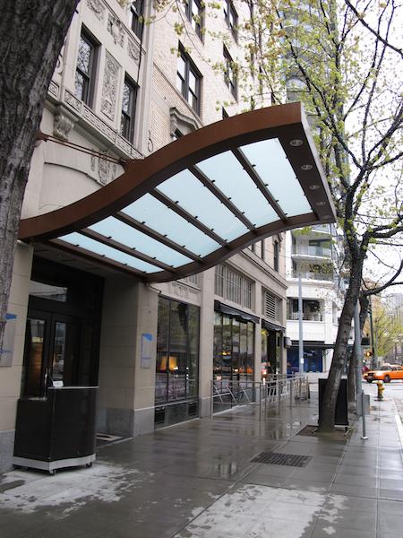 HOTEL ANDRA - Seattle WA 2000 4th 98121