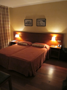 Rooms at Hotel Lusso Infantas