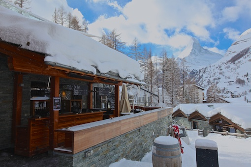 Hotel Cervo - Zermatt