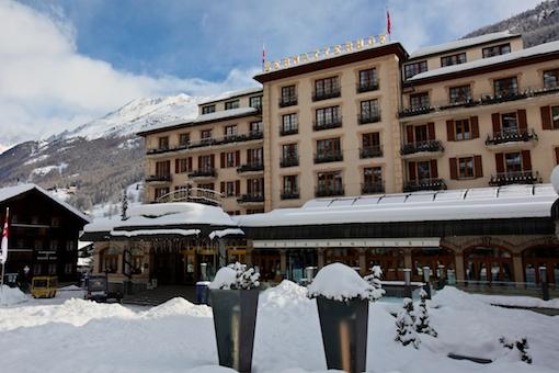 Alpine Spa Zermatterhoff